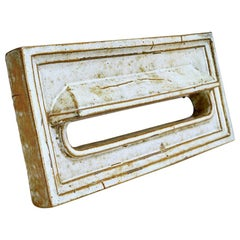 Belgian Handmade Sandstone Letterbox