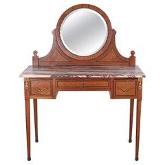 Belgian Mahogany Vanity