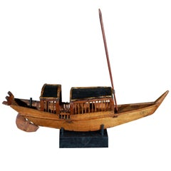 Belgian Wooden Boat
