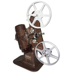 Bell & Howell Early 8mm Movie Projector, circa 1934, All Original Display Piece