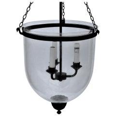 Bell Jar, Clear Glass New