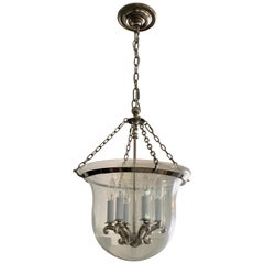 Bell Jar Pendant Lantern Light by Chapman
