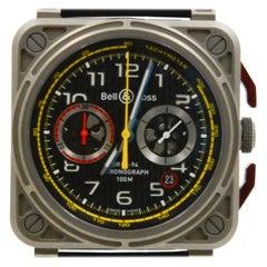 Bell & Ross Aviation BR03-94 Titanium Chronograph #419/999