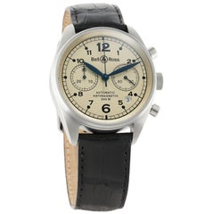 Bell & Ross Bell & Ross BR 126, Champagne Dial, Certified &