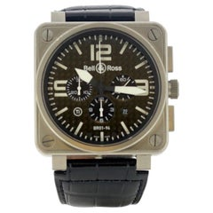 Bell & Ross BR 01-94 Chronographe or Chronograph Wristwatch