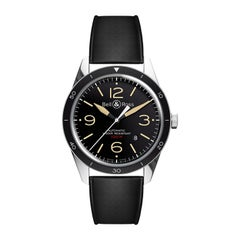 Bell & Ross BR-126 Stainless Steel Watch