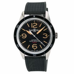 Bell & Ross Sport Heritage BR 123-92 Men's Automatic Watch with Box and Papers