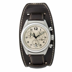 Bell & Ross Vintage 1794, Black Dial Certified Authentic