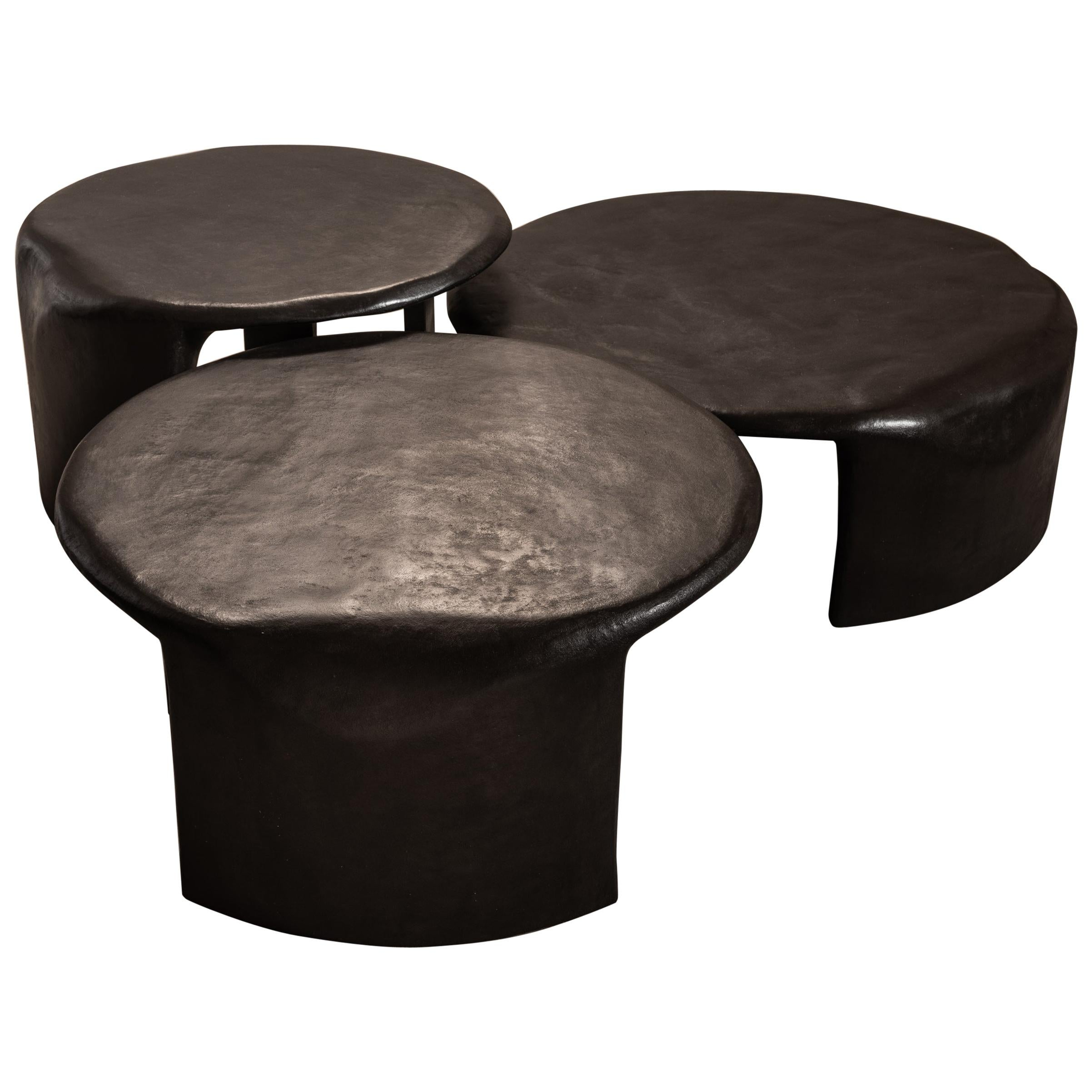 Bellagio Coffee Table Set by Studio Emblématique