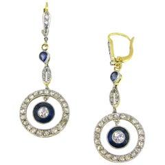 Edwardian Earrings