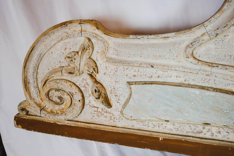 Belle Époque French Carousel Panel For Sale 1