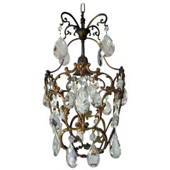 Italian Belle Époque Chandelier