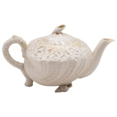 Belleek Kettle or Teapot 2nd Mark