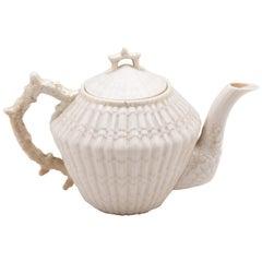 Belleek Kettle/Teapot 4th Mark '1946-1955'