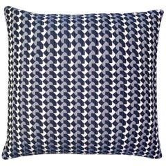 Belo Pattern Cushion Curvature Collection Inspired by Brazilian Architecture