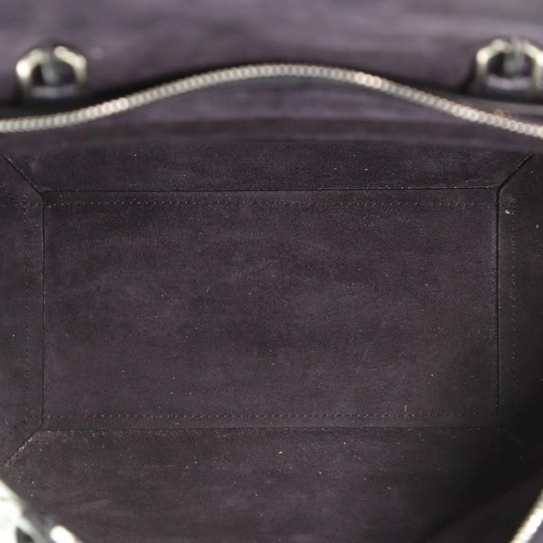 Belt Bag Textured Leather Micro For Sale 1