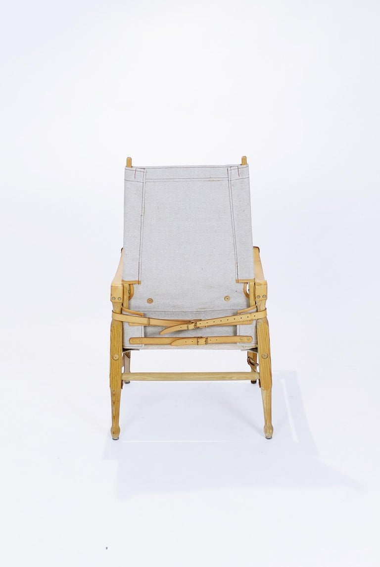 20th Century  Bema Safari Chairs by Marstaller Munich Germany  For Sale