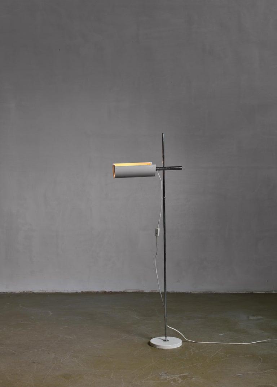 Scandinavian Modern Ben af Schulten Floor Lamp, Finland For Sale