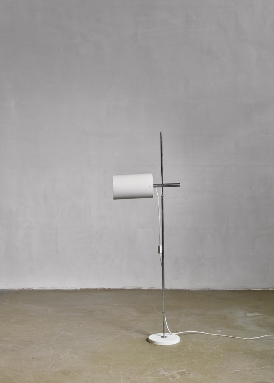 Finnish Ben af Schulten Floor Lamp, Finland For Sale