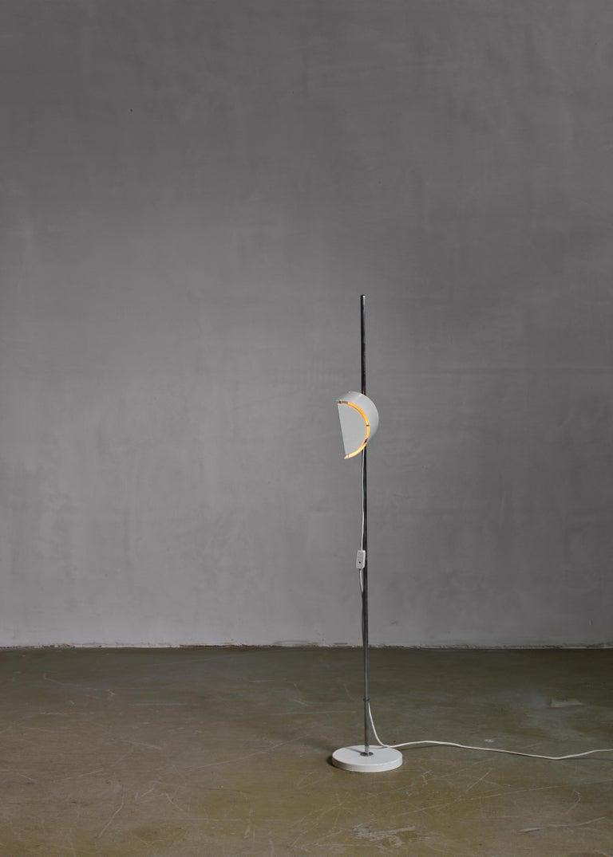 Ben af Schulten Floor Lamp, Finland In Excellent Condition For Sale In Maastricht, NL