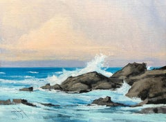 Ben Bauer, Fort Bragg Rocks and Water, 2019