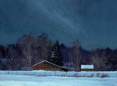 Ben Bauer, Grand Barns at Night