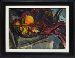 Modernist Fruit Still Life by Ben Benn