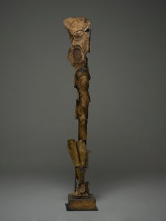 """""""Untitled 1"""" Sculpture 76"""" x 12"""" x 11.5"""" inch by Ben Cope"""