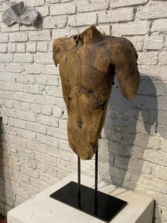 """""""Untitled (Bust)"""" Sculpture 32"""" x 18"""" x 7"""" inch by Ben Cope"""