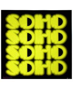 SOHO (Acid Green Printers Proof)