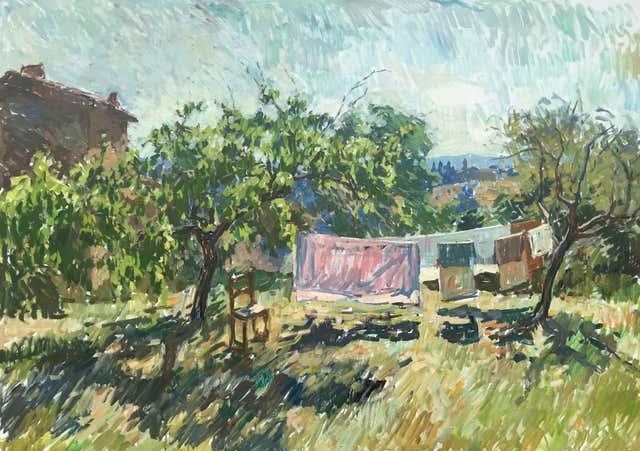 Ben Fenske Art - 79 For Sale at 1stdibs
