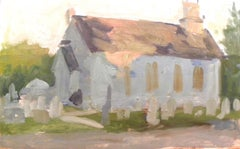 Late Afternoon, Church