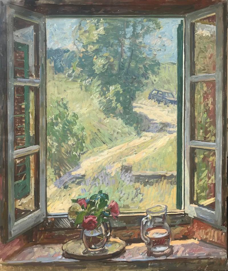 Open Window, June