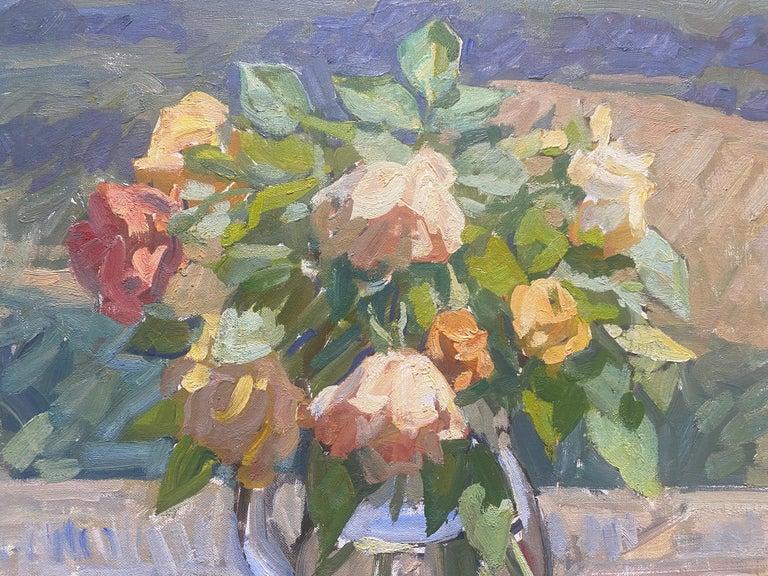 Roses, Sunlight  For Sale 1
