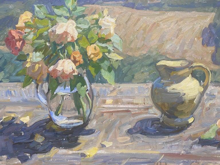 Roses, Sunlight  For Sale 3