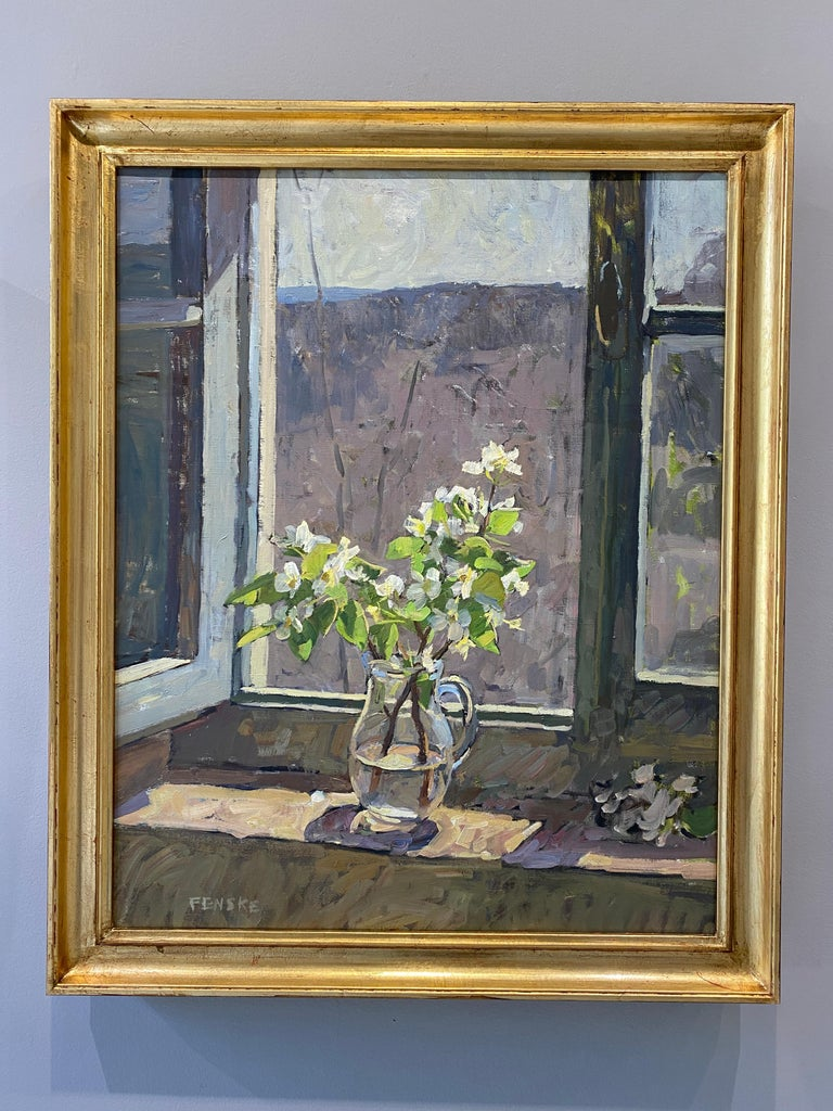 Spring Blossoms - Painting by Ben Fenske