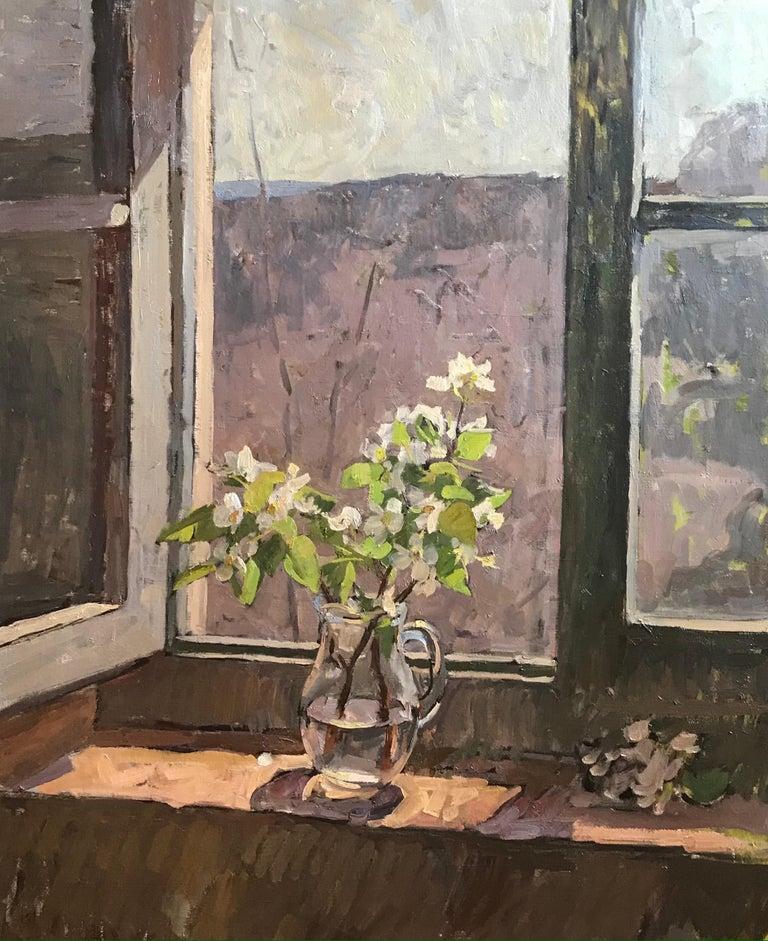 Ben Fenske Interior Painting - Spring Blossoms