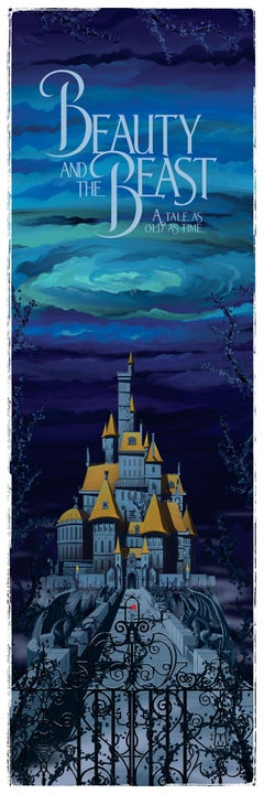 Ben Harman - Beauty and the Beast: Before - Cinema Film Movie Posters