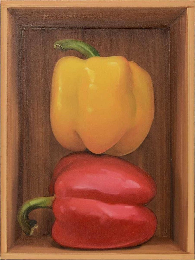 """Stacked Peppers"""