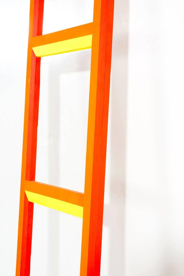 Painted Ben Jones Ladder For Sale