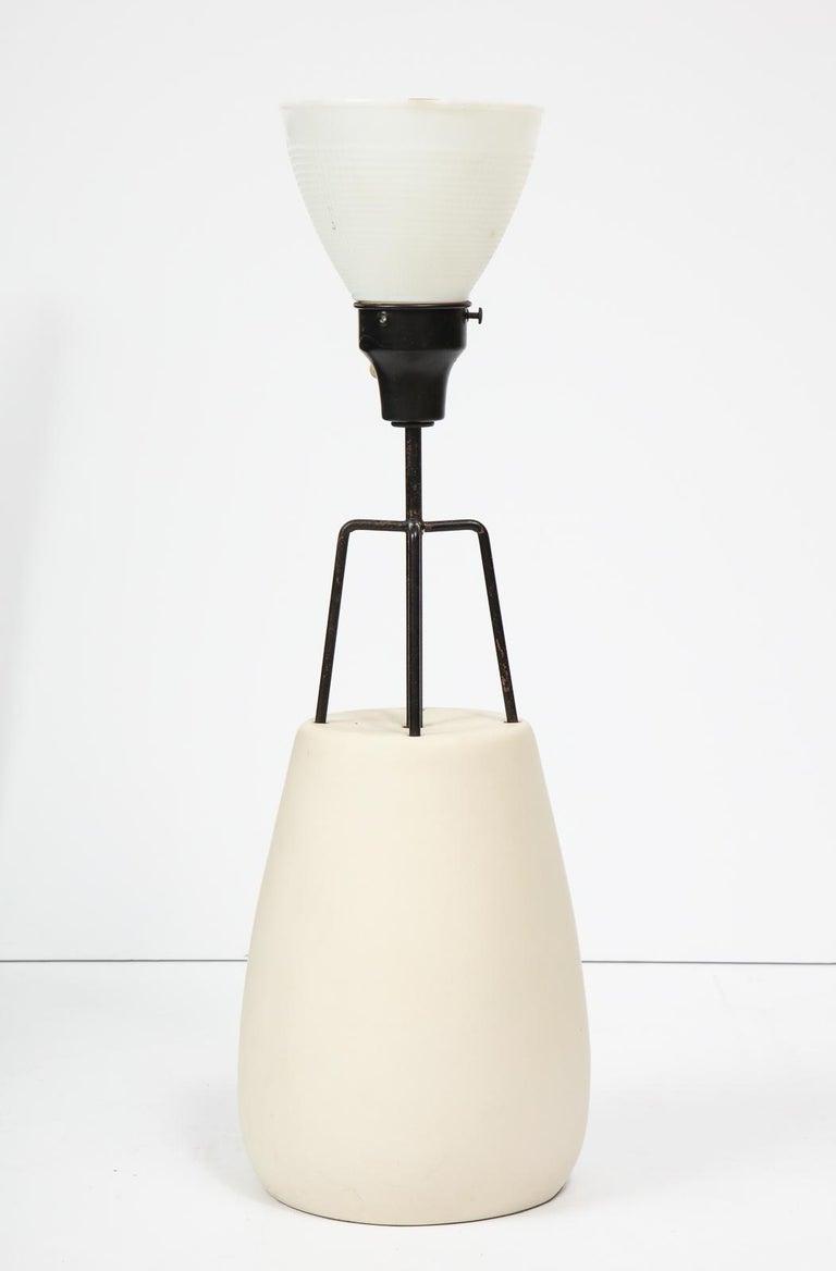 Mid-Century Modern Ben Seibel Lamp for Raymor For Sale