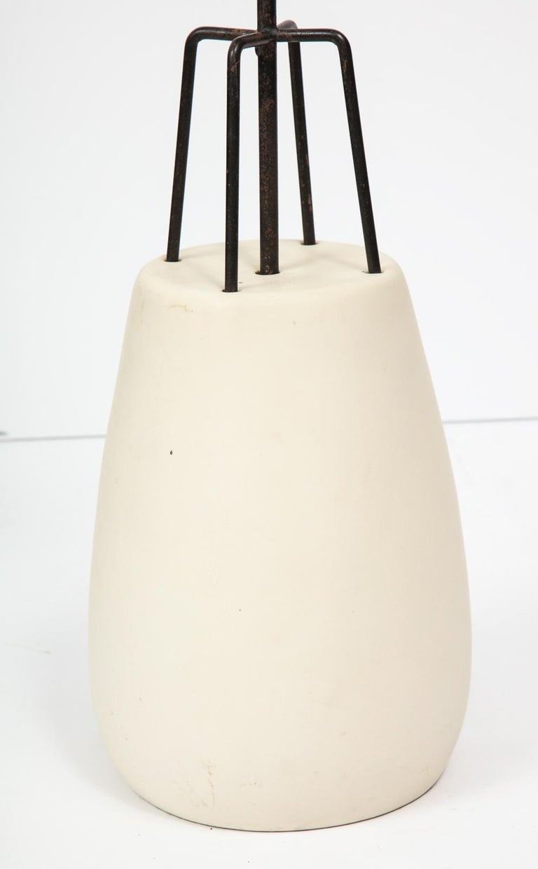 Ben Seibel Lamp for Raymor In Good Condition For Sale In New York, NY