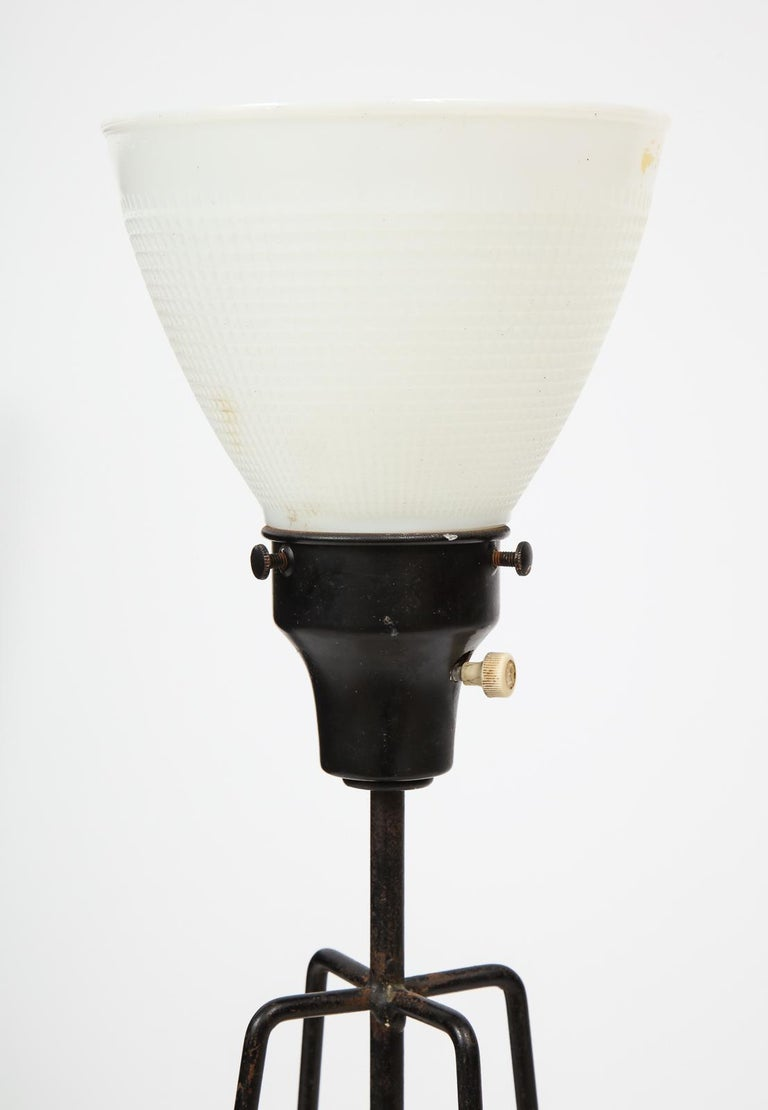Mid-20th Century Ben Seibel Lamp for Raymor For Sale