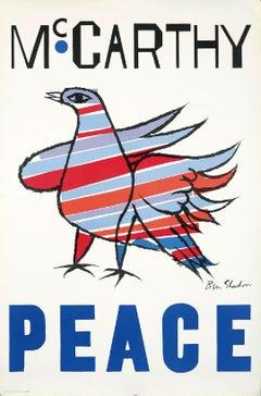 Ben Shahn McCarthy Peace