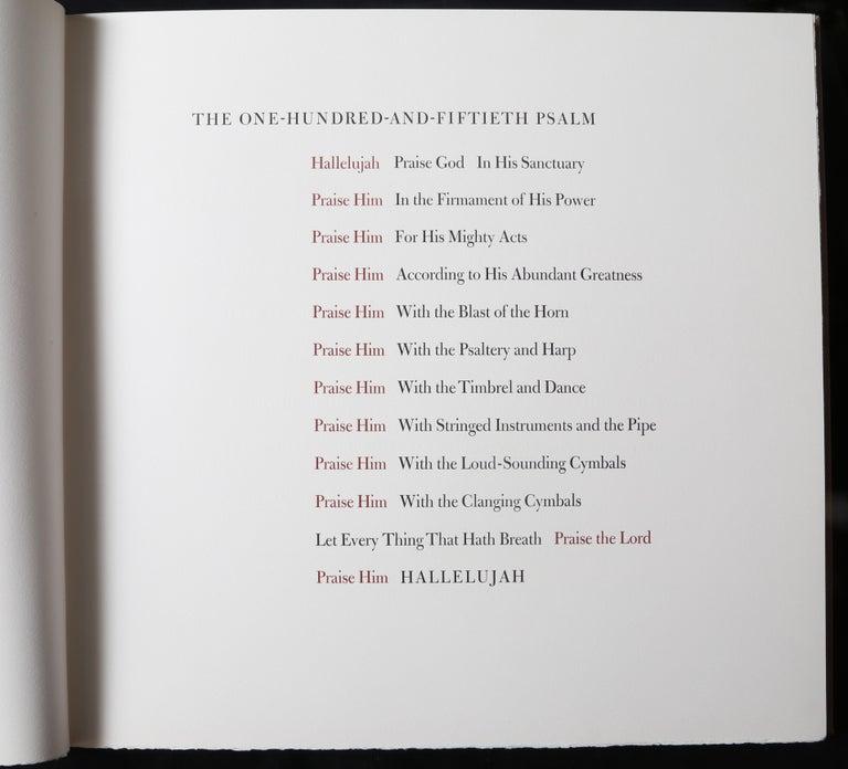 Halleluja Portfolio by Ben Shahn, 24 Lithographs in Portfolio Case For Sale 14