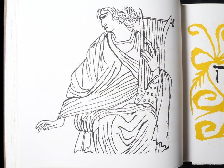 Halleluja Portfolio by Ben Shahn, 24 Lithographs in Portfolio Case For Sale 15