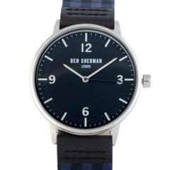 Ben Sherman Men's Quartz Watches WB062UE, Certified Authentic