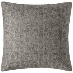 """Ben Soleimani Abra Pillow Cover - Graphite 26""""x26"""""""