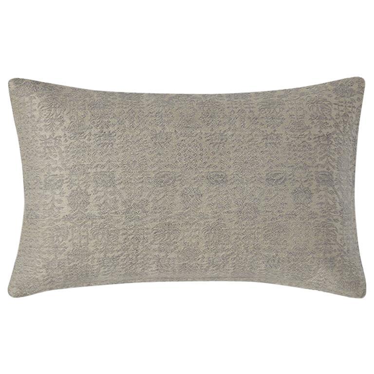 "Ben Soleimani Abra Pillow Cover - Linen 13""x21"" For Sale"