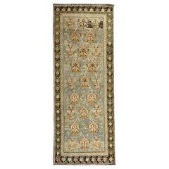 """Ben Soleimani Antique Karaba Rug Southeast Asia, Circa 1910,  3'6""""x9' Rug"""